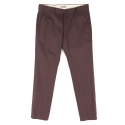 UBP 04 basic chino pants_burgundy