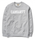 Faculty Sweat Grey Heather/White