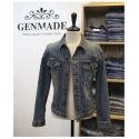 젠메이드(GENMADE) WASHING DENIM JACKET