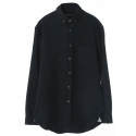 UTS 36 napping tweed shirts_black(남여공용)