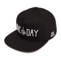 ONE DAY SNAPBACK (BLACK)