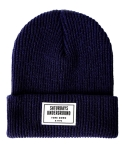 Saturdays Underground beanie [NAVY]