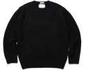 디스이즈네버댓(THISISNEVERTHAT) BRUSHED SWEATER_BLACK
