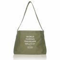 윌리콧(willicot) MAY CROSS BAG KHAKI