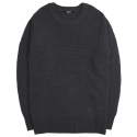 CLEAR HIVE KNIT CHARCOAL