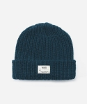 KNIT BEANIE GREEN (WHITE LABEL)