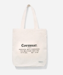 커버낫(COVERNAT) CANVAS ORIGINAL LOGO ECO BAG