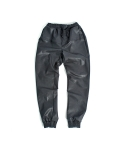 Carbon Coated Jogger Pants
