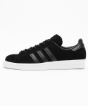 CAMPUS 80S BY CORE BLACK/CORE BLACK/CHALK WHITE [B35551]