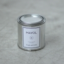 마욜(MAYOL) [마욜] STEEL CANDLE 220ml