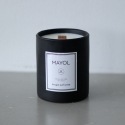마욜(MAYOL) [마욜] BLACK GLASS CANDLE 10oz