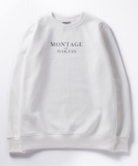 Phrase White Sweat Shirt