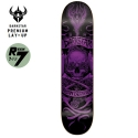 다크스타(DARKSTAR) [Darkstar] RYAN DECENZO SHRINE PURPLE/BLACK SL PRO DECK 8.25