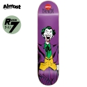 올모스트(ALMOST) [Almost] DAEWON SONG JOKER X DC COMICS R7 DECK 8.25