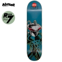 올모스트(ALMOST) [Almost] COOPER WILT BLACK MANTA X DC COMICS R7 DECK 8.0