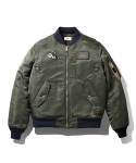 Robin MA-1 Flight Jacket Olive
