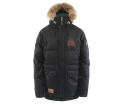 ELNATH_AURI DUCK DOWN JACKET_BLACK