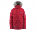 ELNATH_AURI DUCK DOWN JACKET_DEEP RED