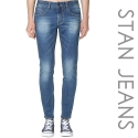 스탠진 TYLER LIGHT WASH-CROP SKINNY