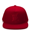 BRATSON X GAEKO REDINGRAY EDITION SNAPBACK RED