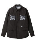 BLACK CAMO FIELD JUMPER_1259841588