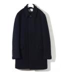 LOFI Wool MAC Coat (NAVY)