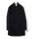 LOFI Wool MAC Coat (BLACK)
