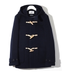 LOFI Short Duffle Coat (NAVY)