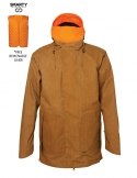 686 PARKLAN SMARTY DUFFEL JACKET DUCK