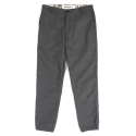 언티지 UTP 15 wool tapered pants_charcoal