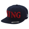 킹포에틱(KING POETIC) [킹포에틱] KING POETIC SNAPBACK BIGGIE 02028