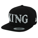 킹포에틱(KING POETIC) [킹포에틱] KING POETIC SNAPBACK BIGGIE 02029