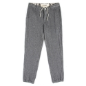 UTP 16 wool pinstripe pants_grey
