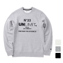 Unlimit - N.33 Crewneck Ver2 (3color)