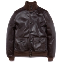 A-1 BLOUSON [BROWN]