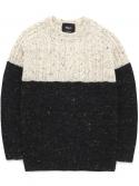 British shepley knit beige