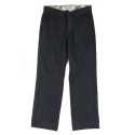 UTP 91 wool wide pants_black
