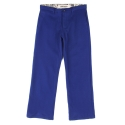 UTP 92 wool wide pants_blue
