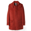 언티지 UTO 304 insulation wool single coat_red(남여공용)