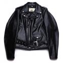 쇼트 말가죽 퍼펙토 자켓 618HH / Schott Horsehide Perfecto Jacket 618HH (BLACK)