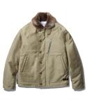 Trenton N-1 Deck Jacket Tan