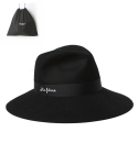 WHITE FUTURE FLOPPY HAT_BLACK