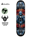 다크스타(DARKSTAR) [Darkstar] ROADIE RED/BLUE SL DECK MID 7.5 (미드사이즈)