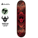 [Darkstar] VINTAGE RED SL DECK 7.5