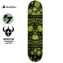 다크스타(DARKSTAR) [Darkstar] RADIOACTIVE ARMY GREEN SL DECK 8.25