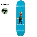 [enjoi] OVERVERT BLUE R7 DECK 8.5