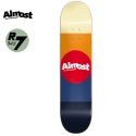 올모스트(ALMOST) [Almost] COLOR BLOCK DESERT R7 DECK 7.5