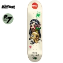올모스트(ALMOST) [Almost] CHRIS HASLAM SHIT TAT2 R7 DECK 8.0