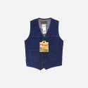 UNLINED DENIM VEST
