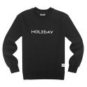AZ HOLIDAY CREWNECK (BLACK)